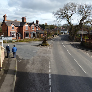 £225,000 funding for traffic calming in Ruyton XI Towns