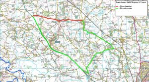 Read more about the article Road Closure 3-5 February